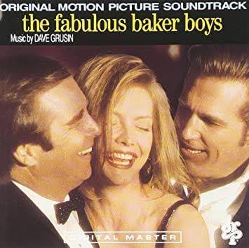 【Jazz】The Fabulous Baker Boys / Original Sound Track (Music by Dave Grusin)(1989)