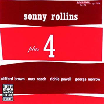 【Jazz】Plus 4 / Sonny Rollins(1956)