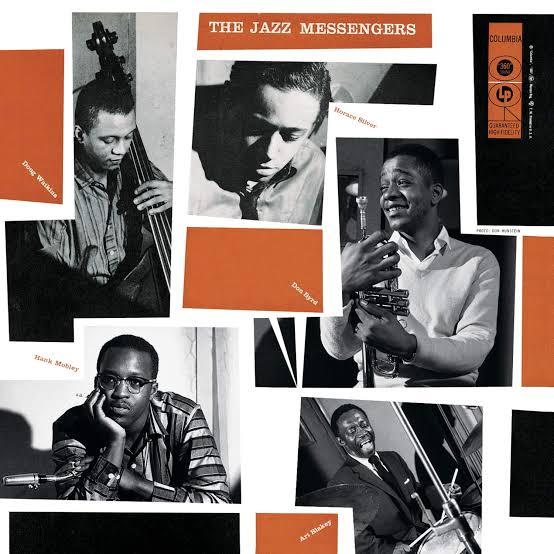 【Jazz】The Jazz Messengers / Art Blakey and The Jazz Messengers (1956)