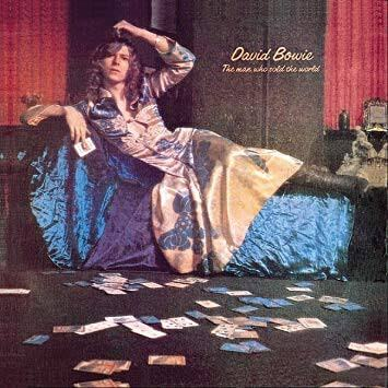 【Rock】The Man Who Sold the World / David Bowie (1970)