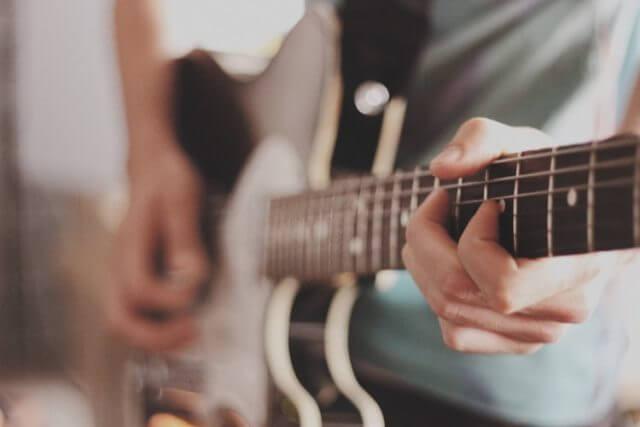 ギターの『弦高』ってどのくらいが普通なの?