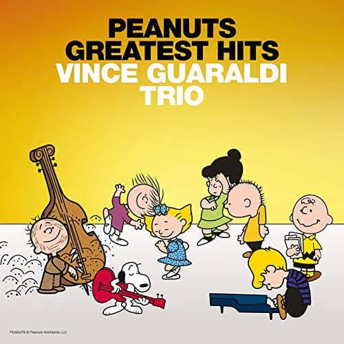 Peanuts Greatest Hits Vince Guaraldi Trio