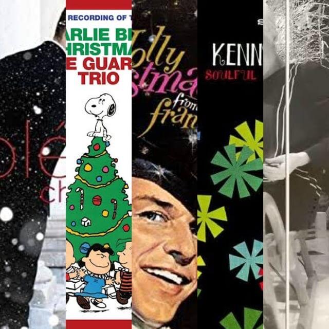 Christmas Jazz Best 5